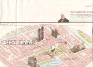 Kleinkunstwandeling door Den Haag