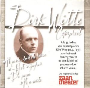 Dirk Witte Compleet hoesje