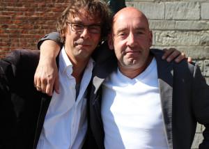 Kees Torn en Onno Innemee fotograaf: Margreet de Jong